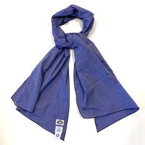 #1950DC POST neckwear w/ DAILY CURE  / navy End-on-End