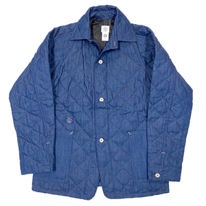 #2131 SB 40 / quilted 5oz. denim/ indigo / S size