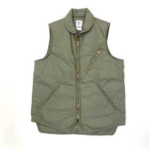 #1522 E-Z Cruz vest / light PC poplin / polyfil / S size
