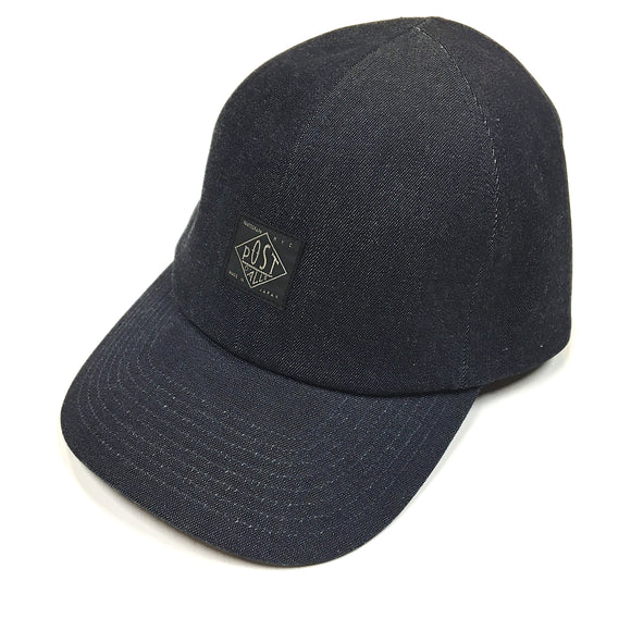 #4101 POST Ball Cap 10D / 10 oz. denim  indigo *shop special