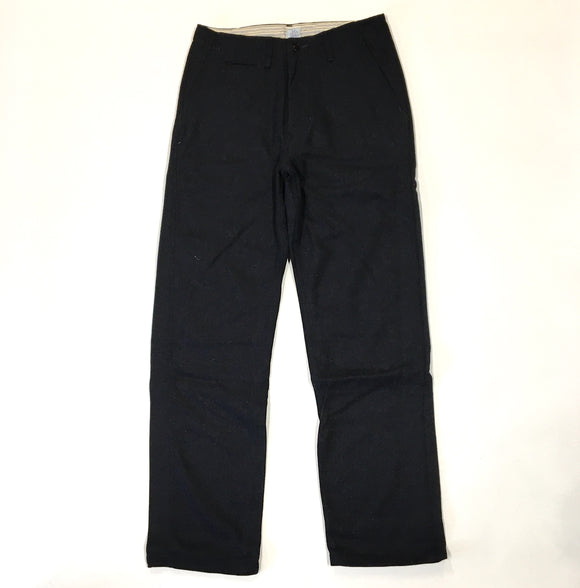 #1378L Lined Double Needle Chino / HB Tweed Navy / M, XL size