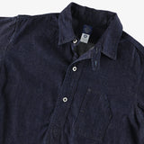 #1201 No.1 Shirt 8D / 8oz denim indigo