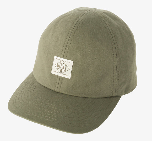 #4101 POST Ball Cap CT4 / cotton twill sage