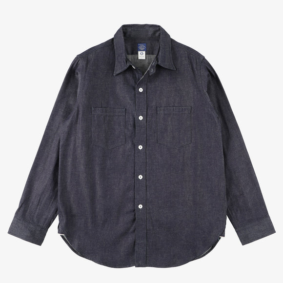 #2216 The POST III-R-W 8D / 8oz denim indigo