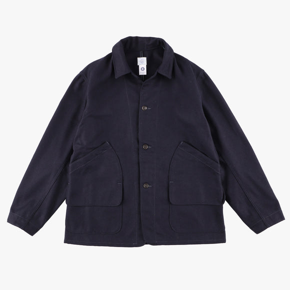 DEE Hunter wool melton / wool melton navy