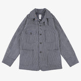 #1102 Engineers' Jacket / 10 oz. Liberty stripe