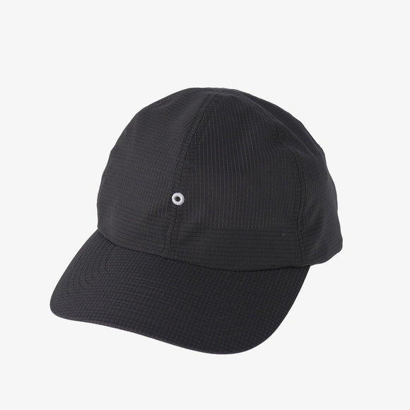 #3903 POST Ball Cap PM5 / poly mesh charcoal