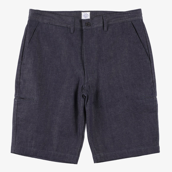 #2321S CITI-CRUZ Shorts 8D / 8oz denim indigo