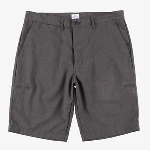#2321S CITI-CRUZ Shorts PH1 / poly heather charcoal