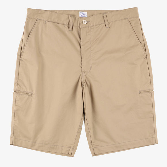 #2321S CITI-CRUZ Shorts LT3 / light twill khaki