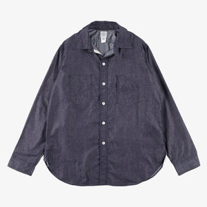 #3201 1102 Shirt LD / light denim indigo