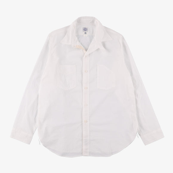 #3201 1102 Shirt CV1 / cotton veil white
