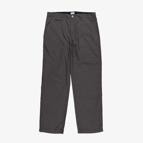 #2324 New Maker Pants PH1 / poly heather charcoal