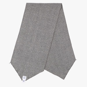 E-Z Scarf / cotton grey heather