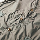 #1512 Royal Traveler PT3 / Poly Taffeta khaki iridescent