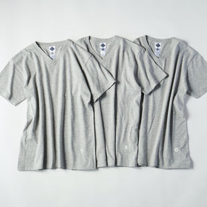 3 Pack  V neck Tee / Ver. 2 ( Shop Special)