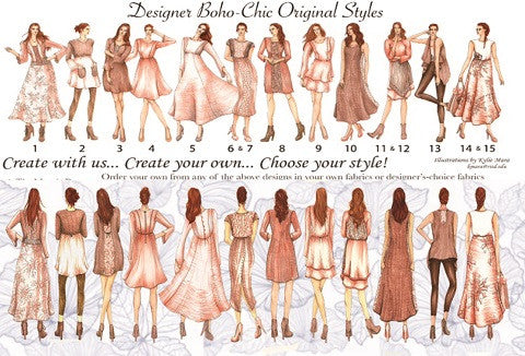 Create Your Own ...Create With Us Collection