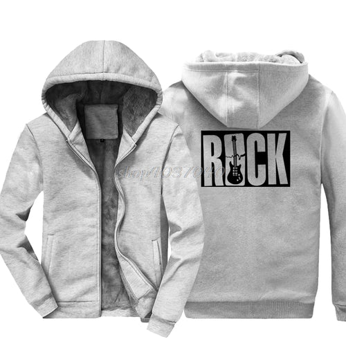 ROCK Guitar Music Hoodies