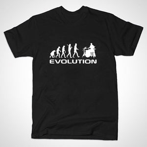 Bodybuilding  Drummer Evolution tshirt
