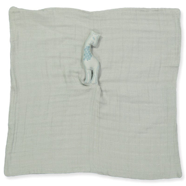 Cam Cam | Cuddle Cloth - Giraffe Dark Green