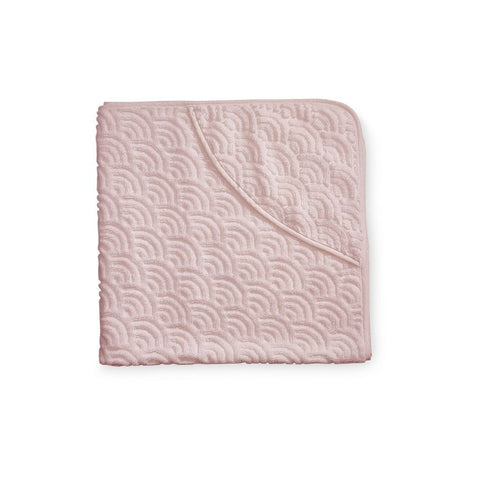 Cam Cam | Baby Towel Hooded - Rose