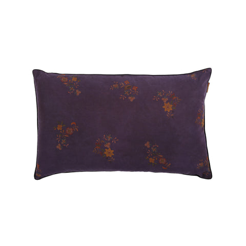 Little Button | Cushion Small Flower~Violet