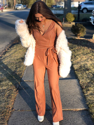 Ginger Snap Jumpsuit
