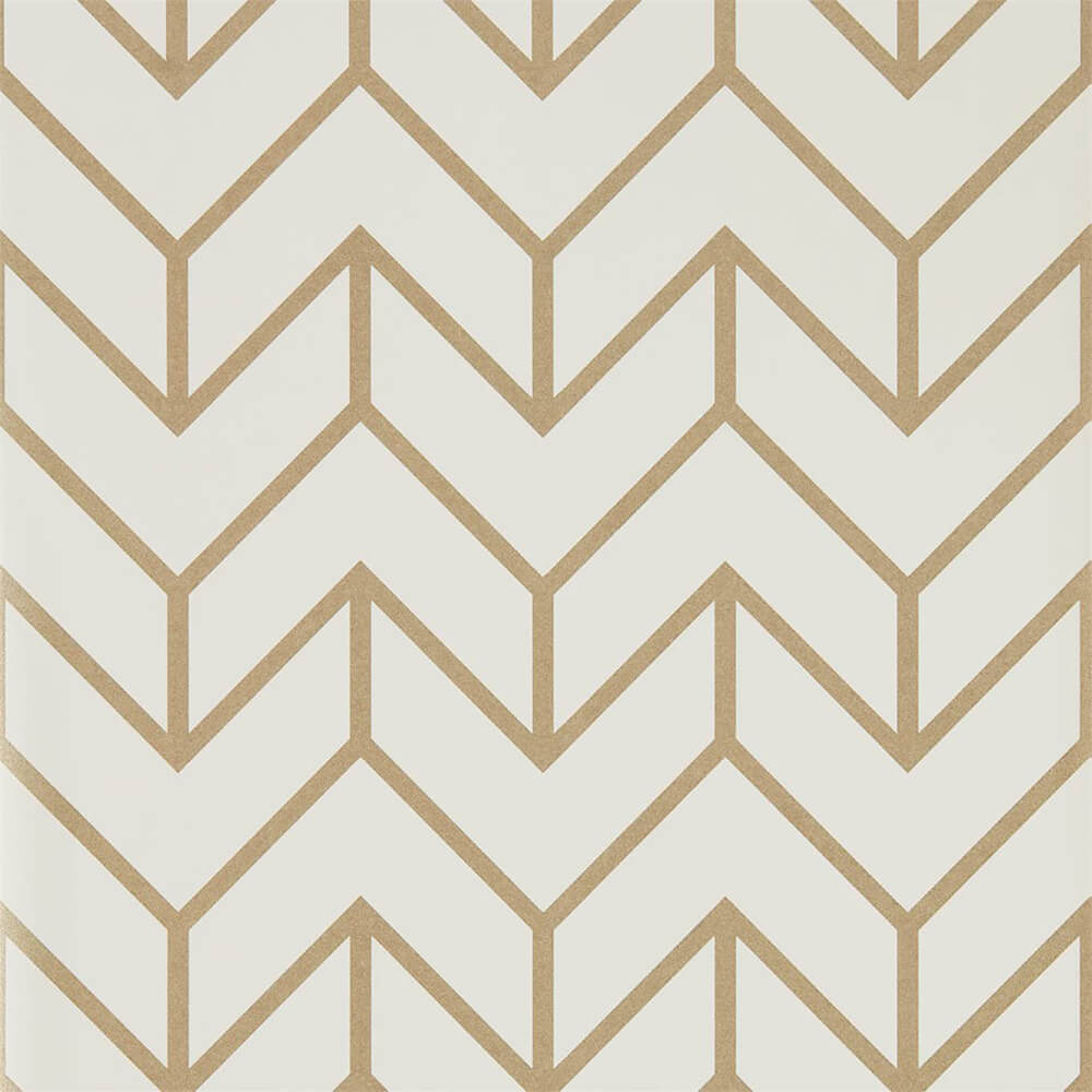 Tessellation Gilver Wallpaper, Harlequin, Momentum 5, Wall to Wall Wallpaper | Contemporary Wallpaper Online NZ