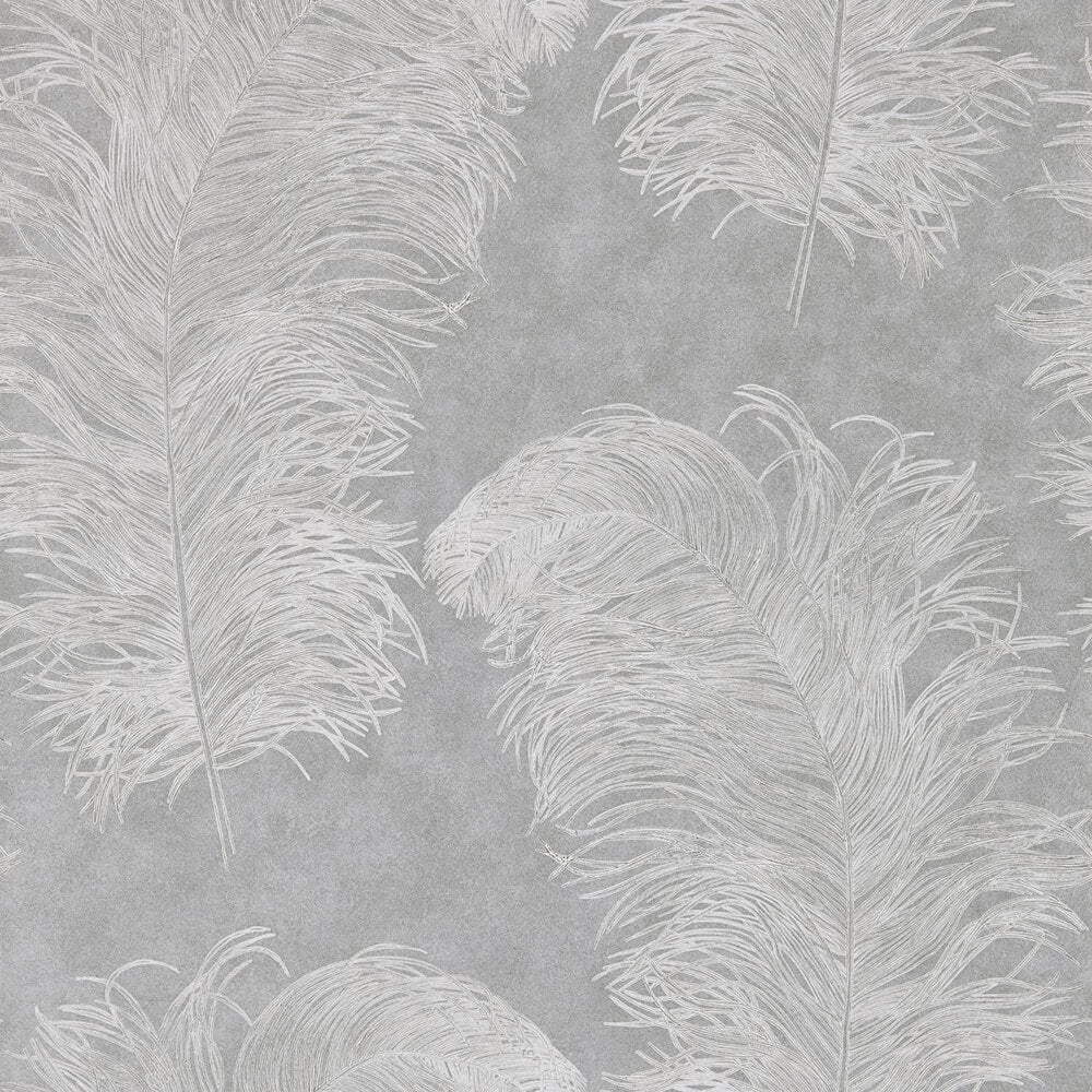 Operetta Slate Wallpaper, Harlequin, Palmetto, Wall to Wall Wallpaper | Contemporary Wallpaper Online NZ