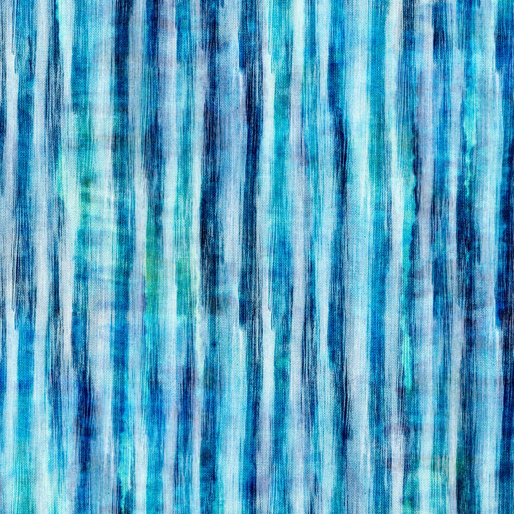 Tie Dye Aquamarine Wallpaper, Mind the Gap, Mind the Gap 2019, Wall to Wall Wallpaper | Contemporary Wallpaper Online NZ