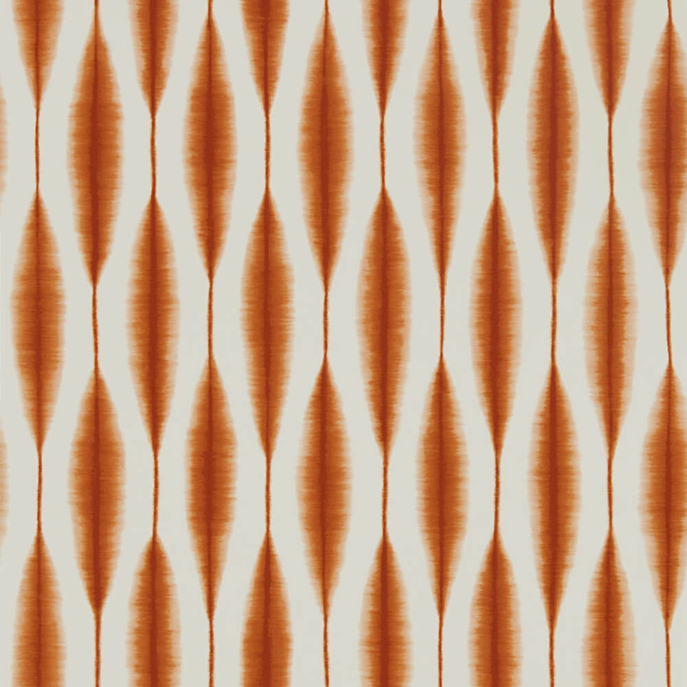 Kasuri Chilli Wallpaper, Scion, Japandi, Wall to Wall Wallpaper | Contemporary Wallpaper Online NZ