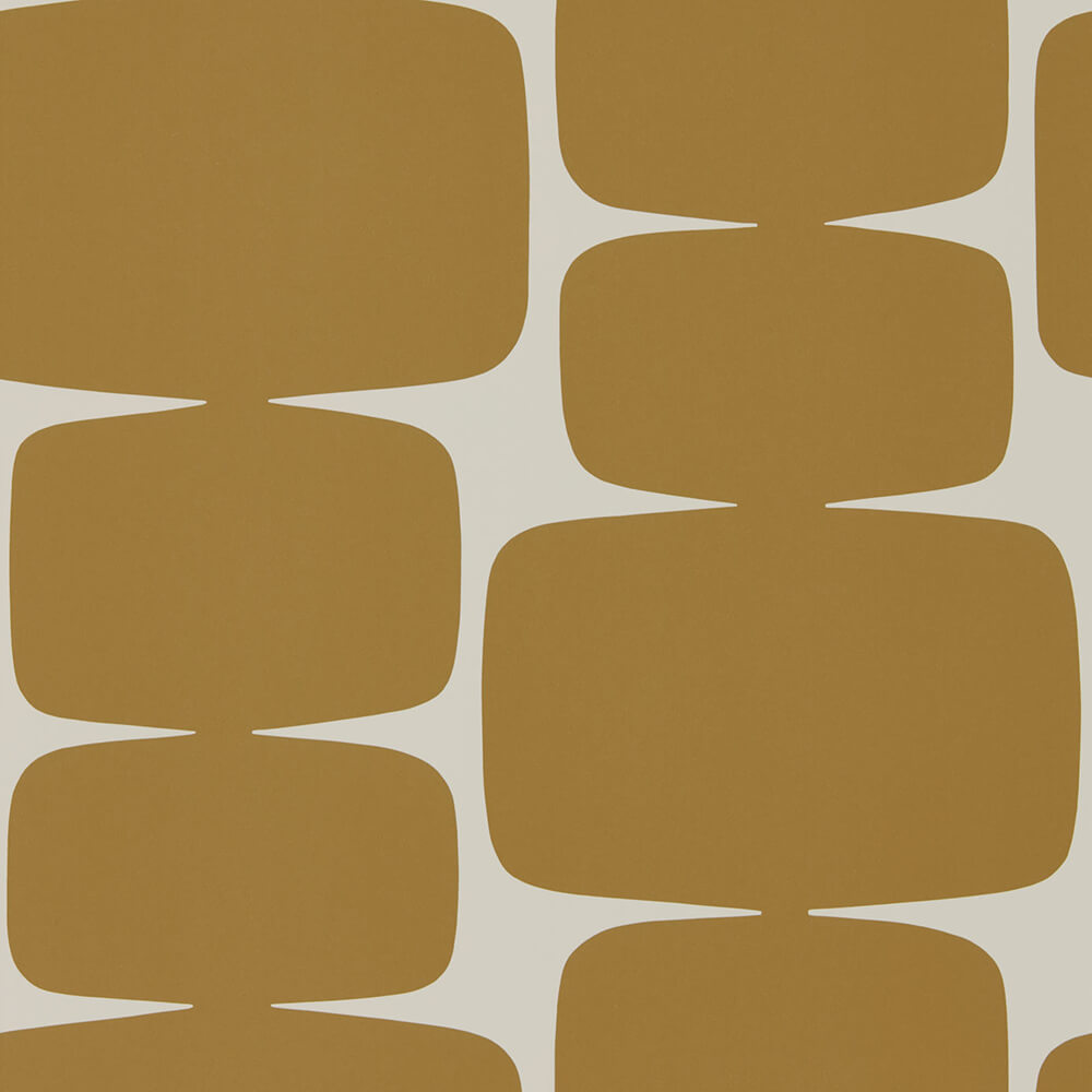 Lohko Cinnamon Wallpaper, Scion, Lohko, Wall to Wall Wallpaper | Contemporary Wallpaper Online NZ