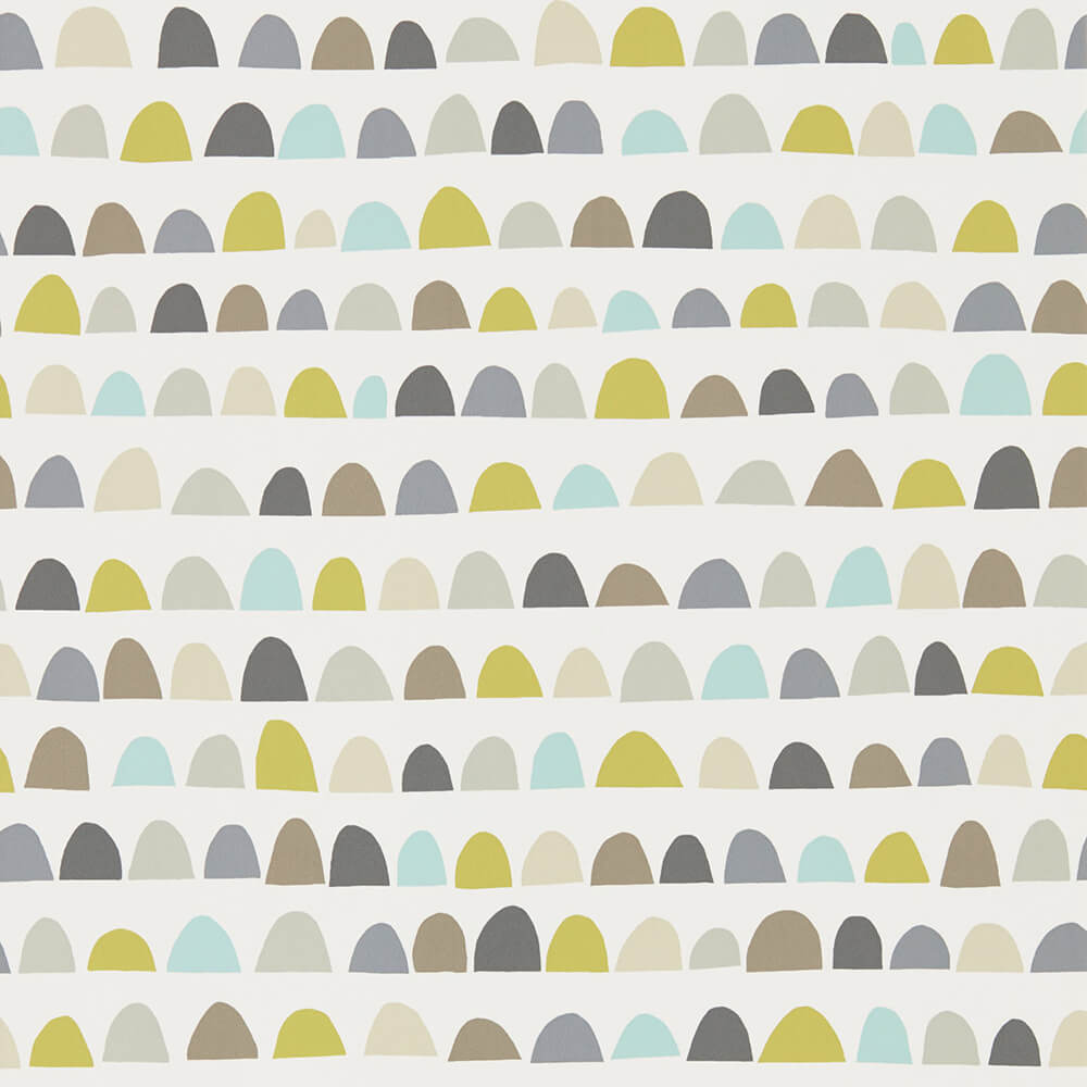 Priya Mist Pear Pewter Wallpaper, Scion, Lohko, Wall to Wall Wallpaper | Contemporary Wallpaper Online NZ