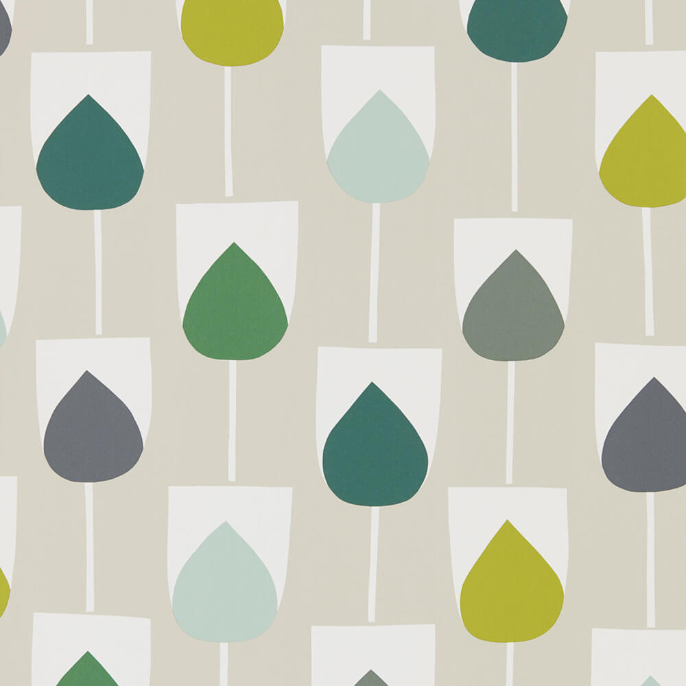 Sula Juniper Kiwi Hemp Wallpaper, Scion, Lohko, Wall to Wall Wallpaper | Contemporary Wallpaper Online NZ