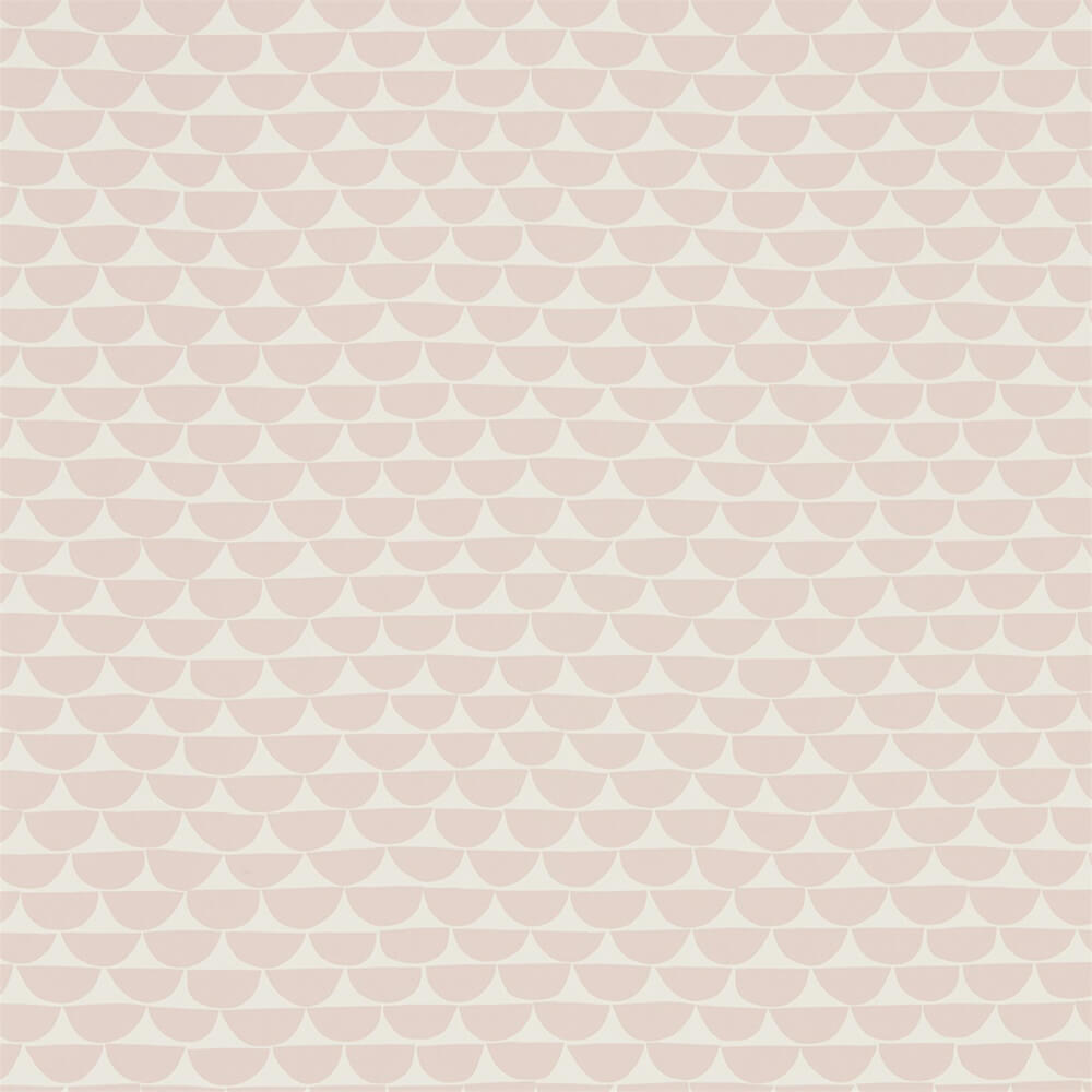 Kielo Blush Wallpaper, Scion, Noukku, Wall to Wall Wallpaper | Contemporary Wallpaper Online NZ