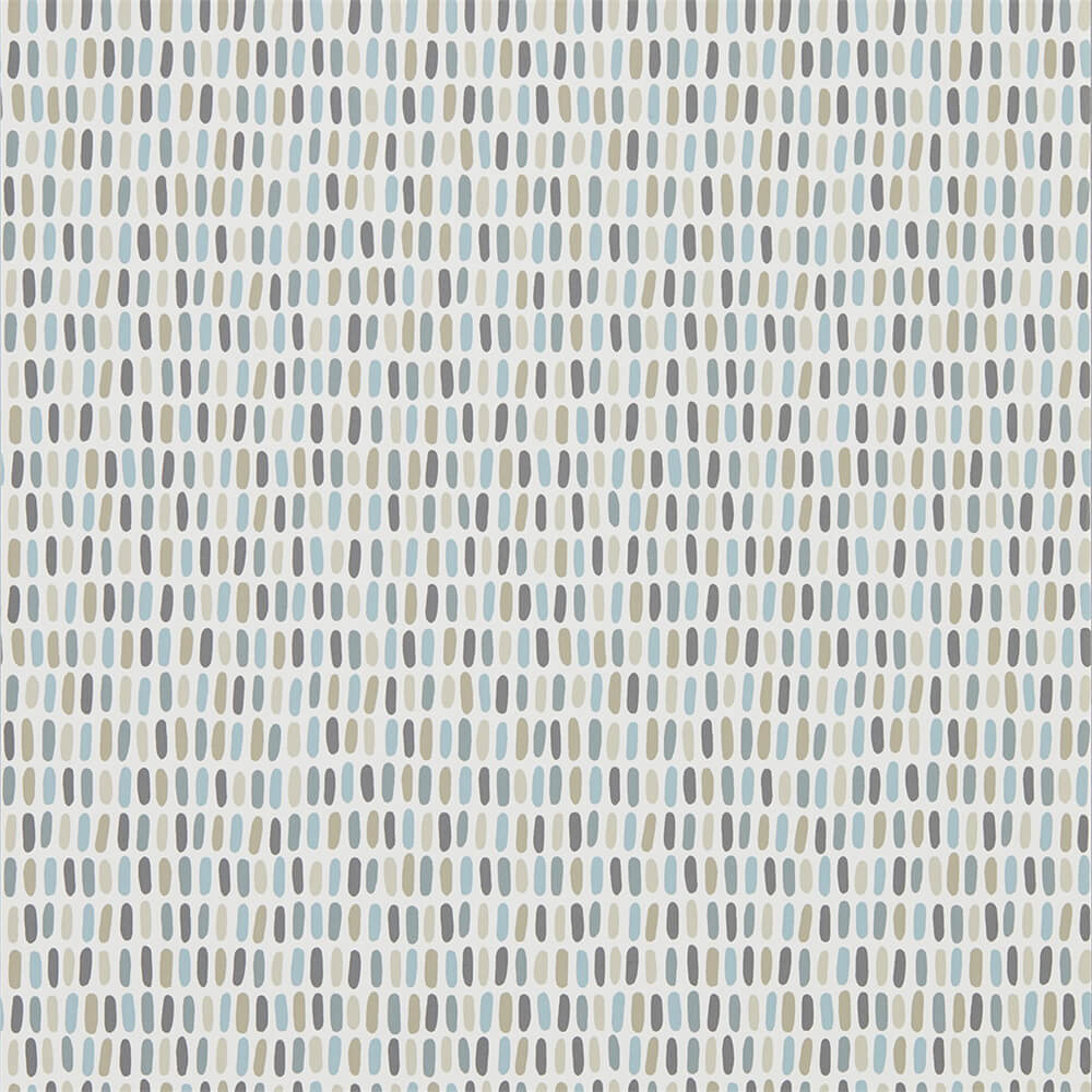 Tikku Glacier Pebble Hemp Wallpaper, Scion, Noukku, Wall to Wall Wallpaper | Contemporary Wallpaper Online NZ