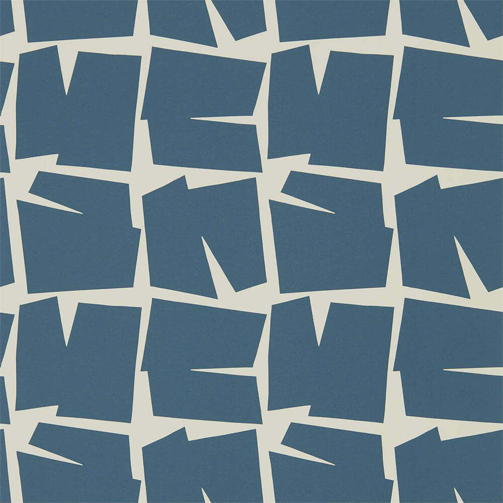 Moqui Denim Wallpaper, Scion, Nuevo, Wall to Wall Wallpaper | Contemporary Wallpaper Online NZ