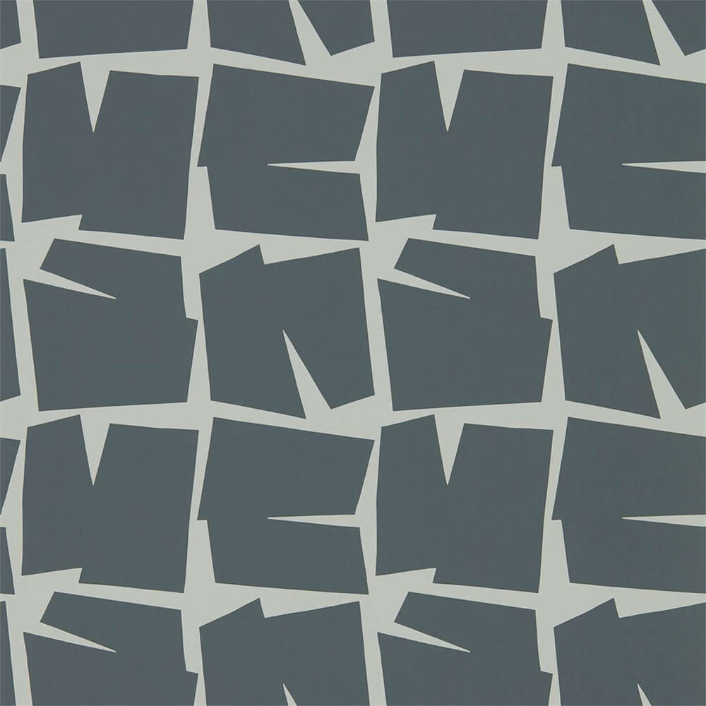 Moqui Liquorice Wallpaper, Scion, Nuevo, Wall to Wall Wallpaper | Contemporary Wallpaper Online NZ