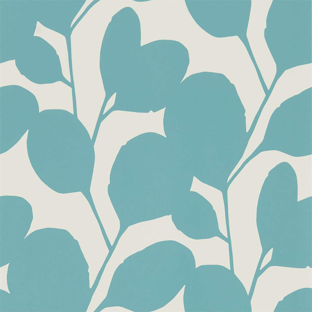 Ocotillo Marine Wallpaper, Scion, Nuevo, Wall to Wall Wallpaper | Contemporary Wallpaper Online NZ
