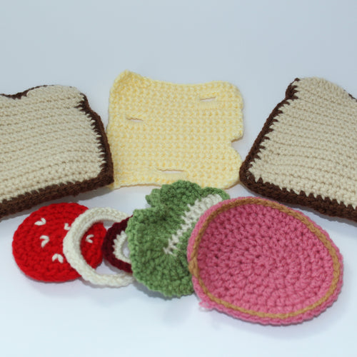 Crochet Sandwich Set