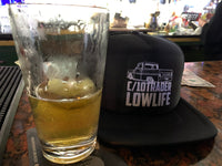C10Trader Lowlife Trucker Hat / Stickers