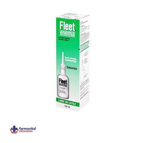 ENEMA FLEET 133 ML