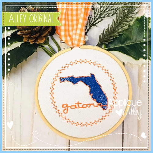 FLORIDA ORNAMENT 4922AAEH
