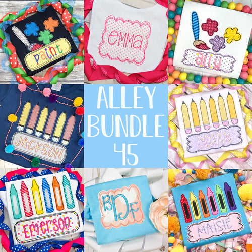 ALLEY BUNDLE 45  4884AAEH