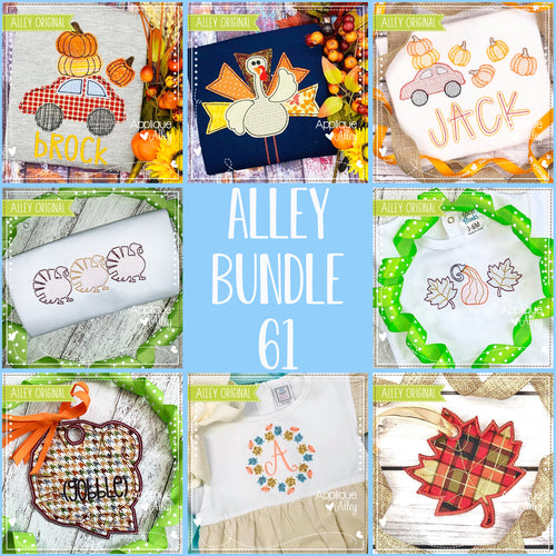 ALLEY BUNDLE 61 5047AAEH