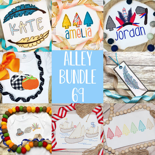 ALLEY BUNDLE 69 5099AAEH