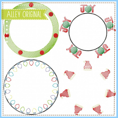 CHRISTMAS CHEER BORDER SET