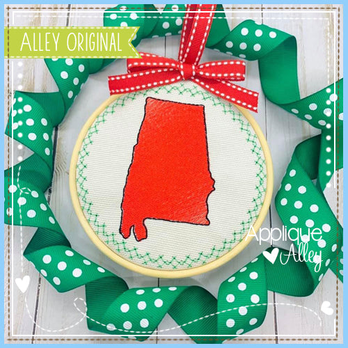 ALABAMA ORNAMENT 4921AAEH