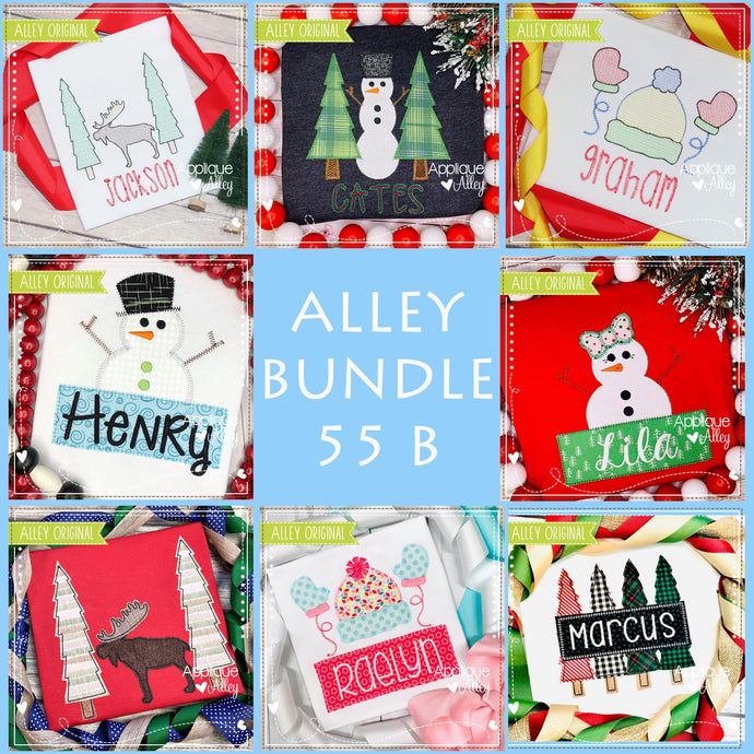 ALLEY BUNDLE 55 B 4993AAEH