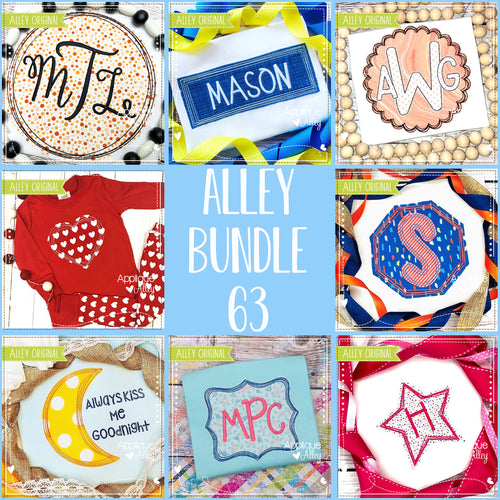 ALLEY BUNDLE 63  5071AAEH